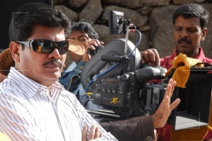 Film Director S. Shankar