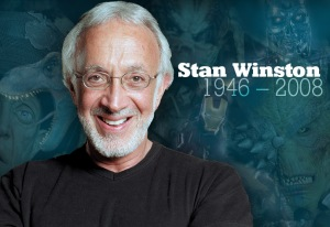 American visual effects superviser, makeup artist, film director and founder of Stan Winston studios Stan winston