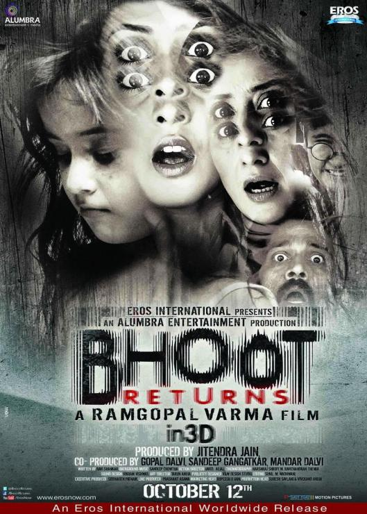 Poster of Bhoot returns
