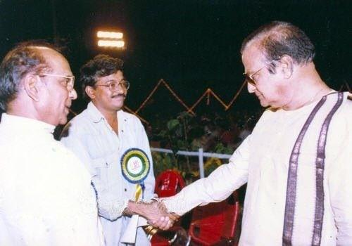 RGV with ANR and NTR