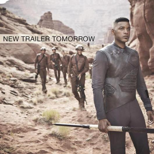 After Earth New Trailer Tommorow i.e. on 08.03.2013