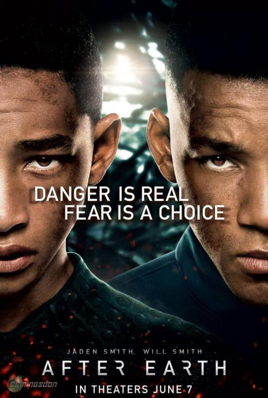 'After Earth' New Poster revealed